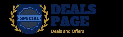 Deals Page